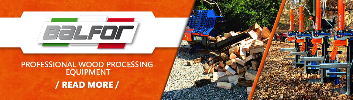 Balfor Professional Wood Processing Equipment