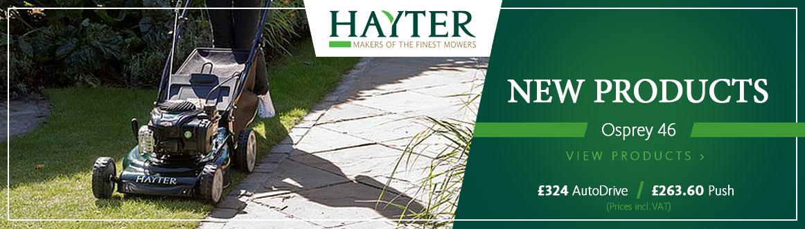 New Hayter Range