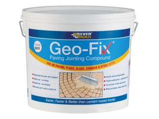 Geo-Fix Paving Jointing Compound PTE Doncaster